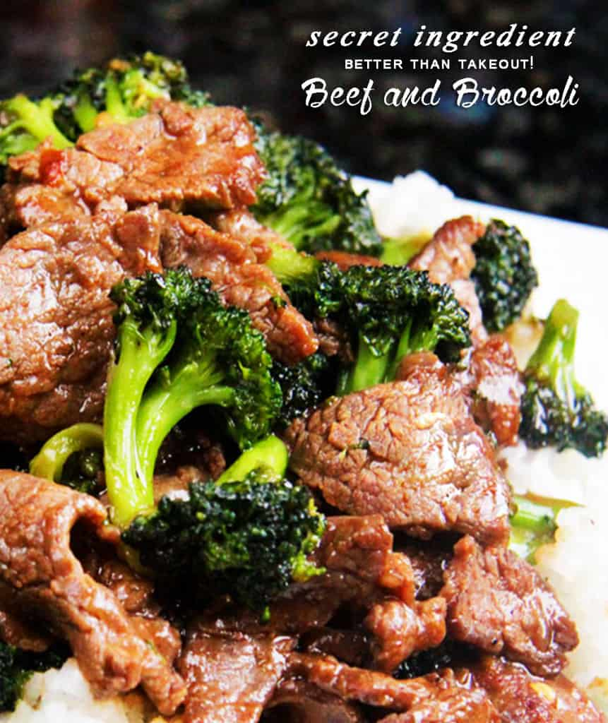 Secret Ingredient Beef and Broccoli | Carlsbad Cravings