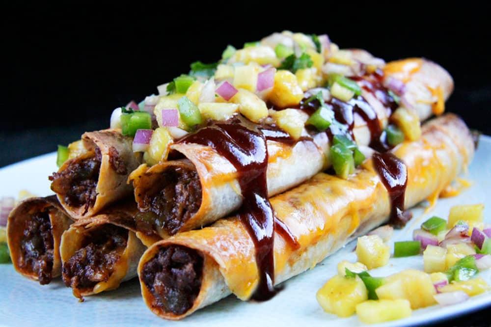 Cheesy-Hawaiian-BBQ-Beef-Taquitos4