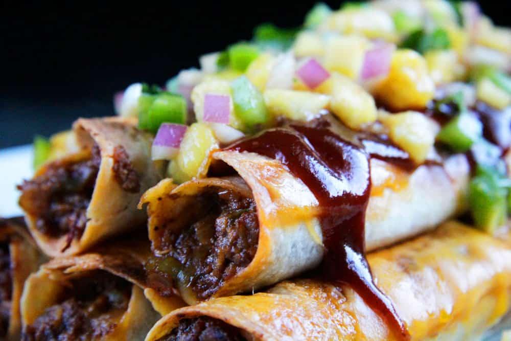 Cheesy-Hawaiian-BBQ-Beef-Taquitos5