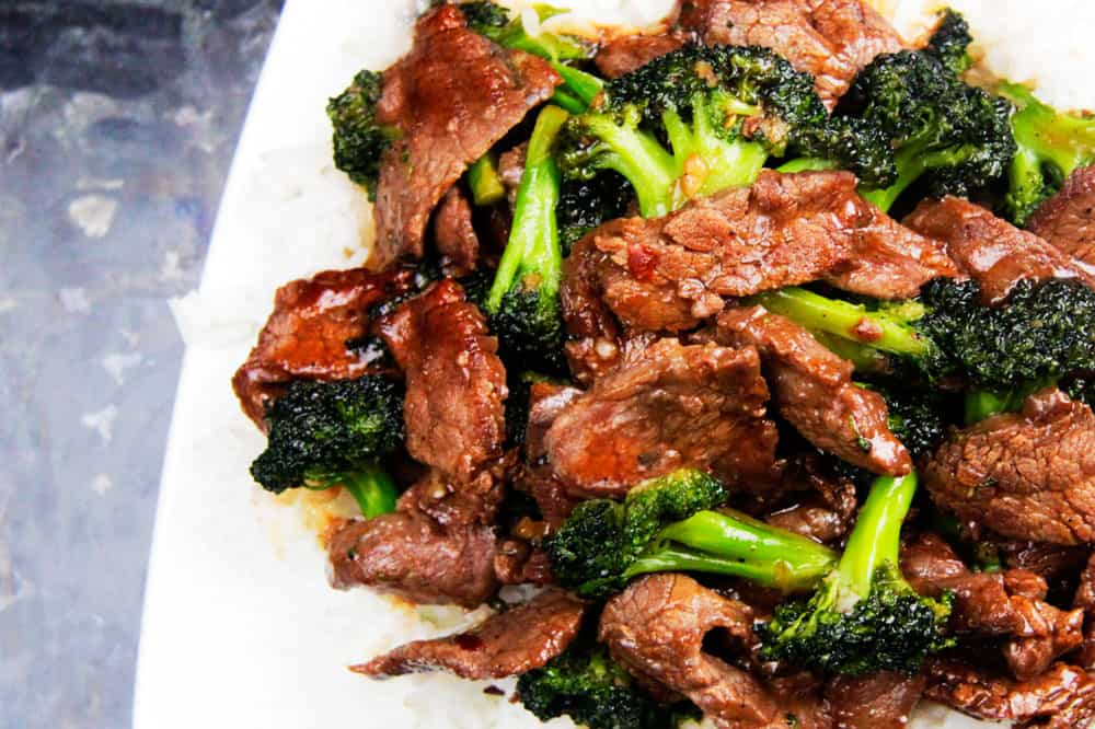 Beef and Broccoli that is BETTER THAN TAKEOUT!
