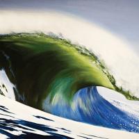 Green Room Paintings