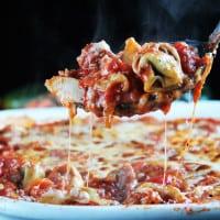 Cheesy Tortellini Ragu Veggie Al Forno (7)