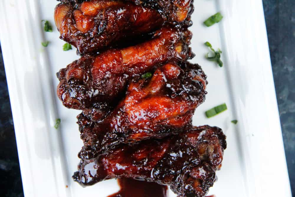 Chinese 5 Spice Chicken Wings (8)