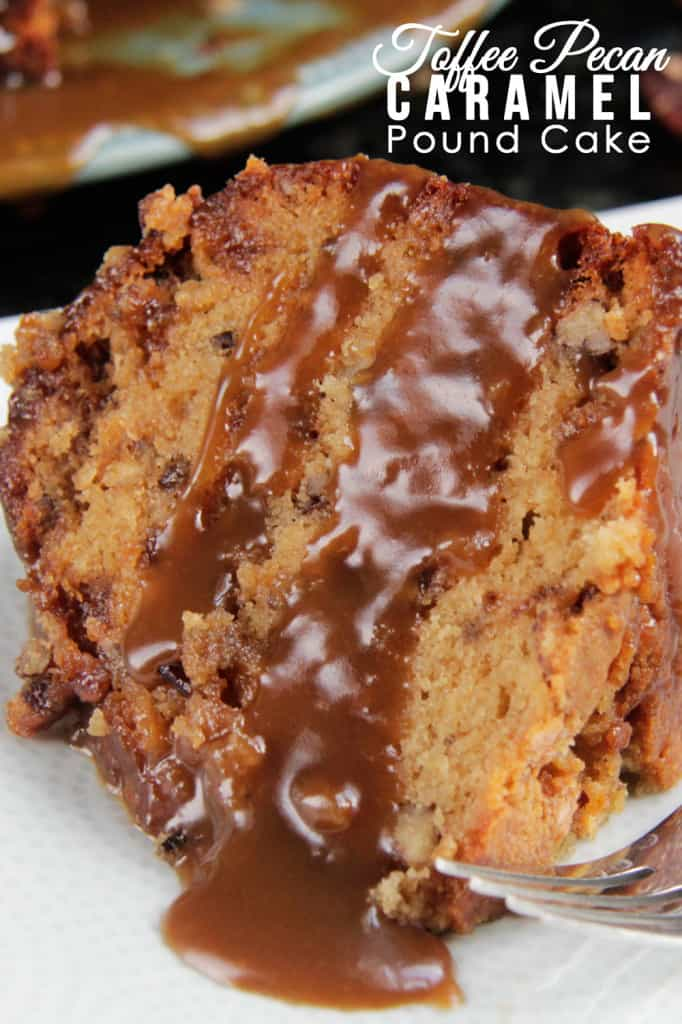 Caramel Brown Sugar Pound Cake Carlsbad Cravings