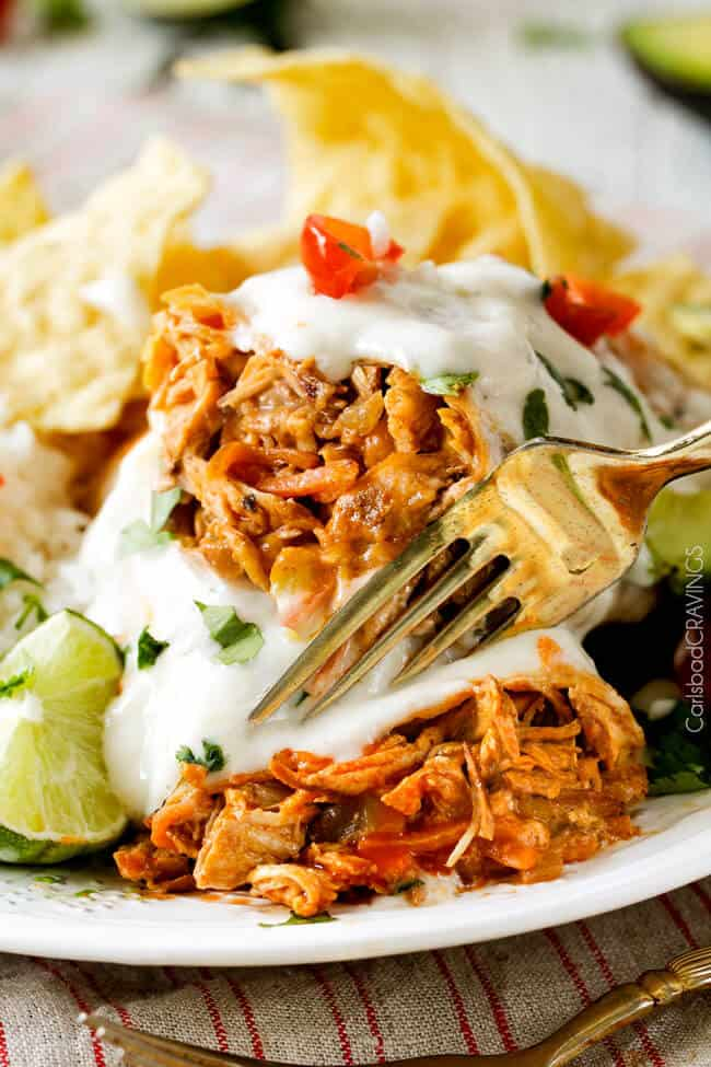 Smothered Buffalo Chicken Baked Burritos With Creamy Lime Ranch Sauce Carlsbad Cravings