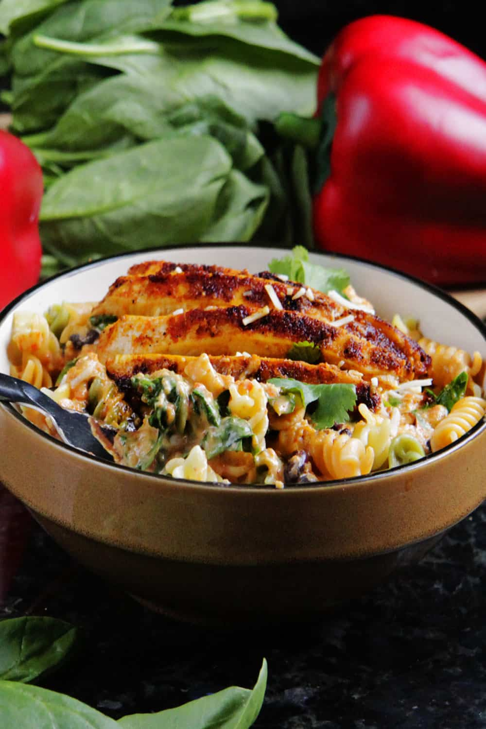 TexMex-Creamy-Roasted-Red-Pepper-Pasta-with-Blackened-Chipotle-Chicken-03