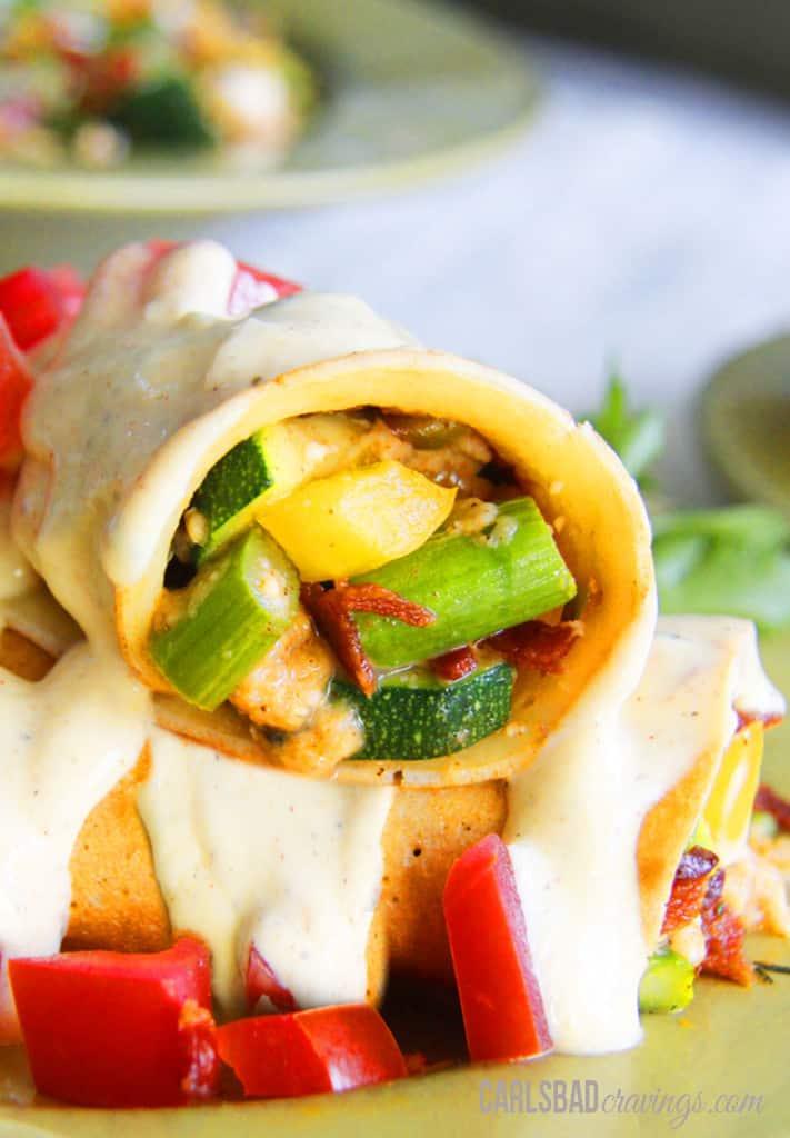 Bacon-Feta-Garden-Vegetable-Crepes-with-Greek-Yogurt-Hollandaise-Sauce8
