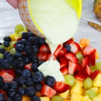 Key-Lime-Honey-Almond-Granola-Fruit-Salad