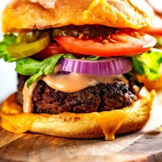 Best Burger Recipe