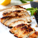 All Purpose Lemon Basil Marinated Chicken