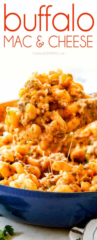 Buffalo Mac & Cheese