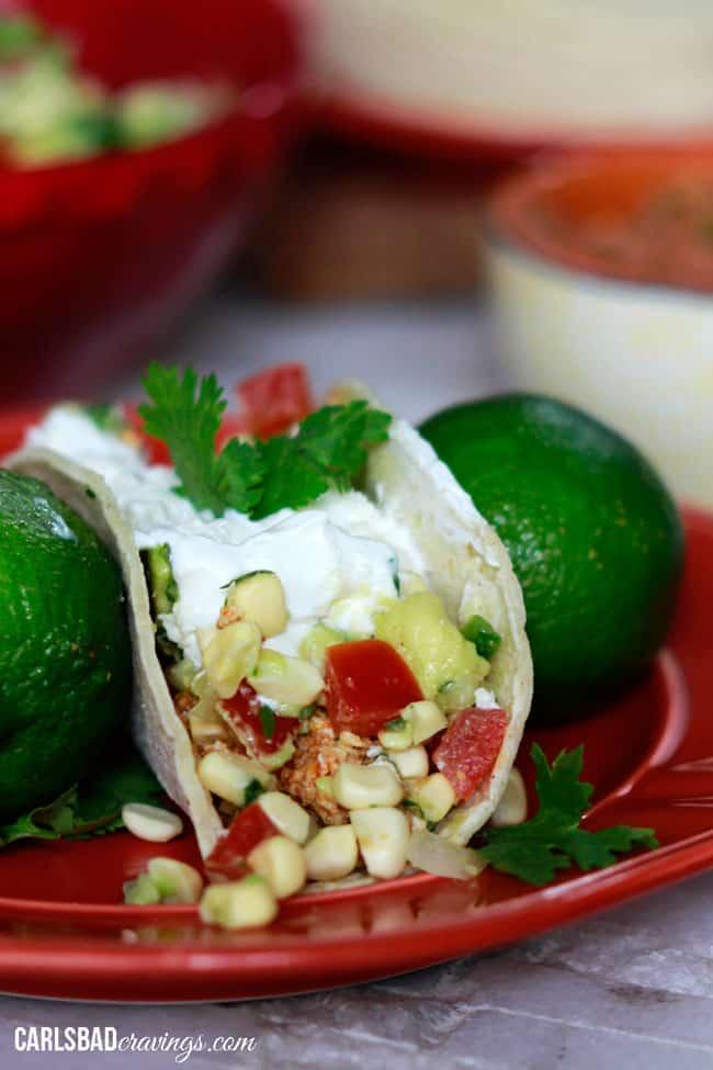 Baja-Chorizo-Breakfast-Tacos-with-Corn-Avocado-Salsa04