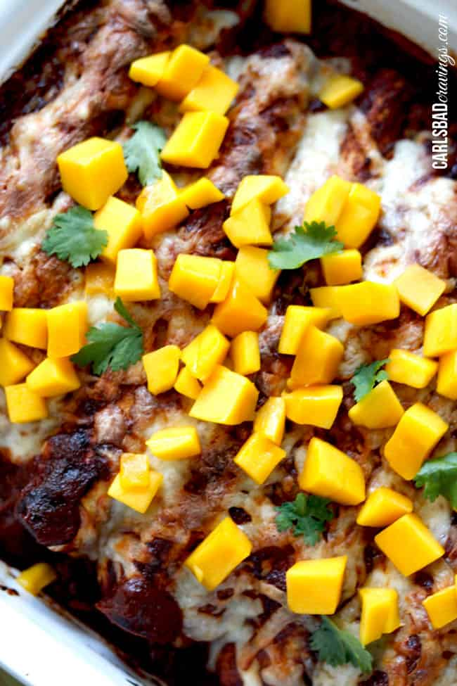 Chipotle-Chicken-Mango-Black-Bean-Enchiladas011