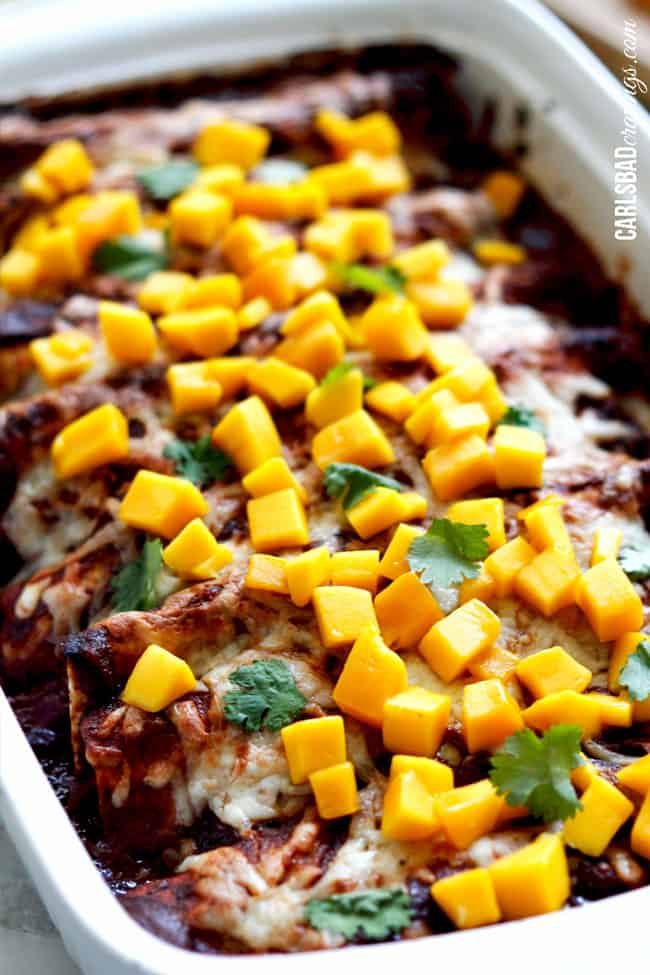 Chipotle-Chicken-Mango-Black-Bean-Enchiladas08
