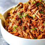 Chipotle Sweet Pulled Pork (Cafe Rio Copycat)