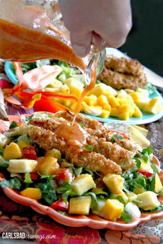 Crispy-Cashew-Coconut-Tropical-Chicken-Salad-with-Pineapple-Vinaigrette5