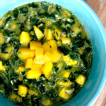 Chimichurri with Mangos
