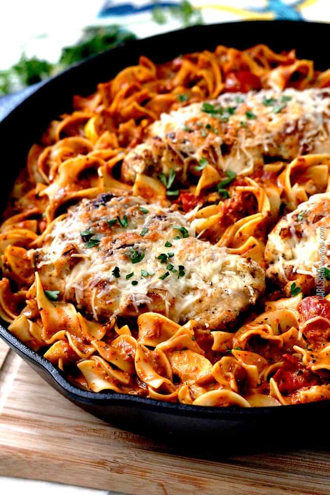 recipe: sun dried tomato basil chicken pasta recipe [16]