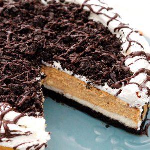 Best Pumpkin Cheesecake (with Video!)