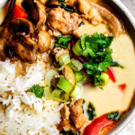 Tom Kha Gai (Chicken Coconut Soup)