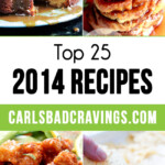 Top 25 Carlsbad Cravings Recipes of 2014