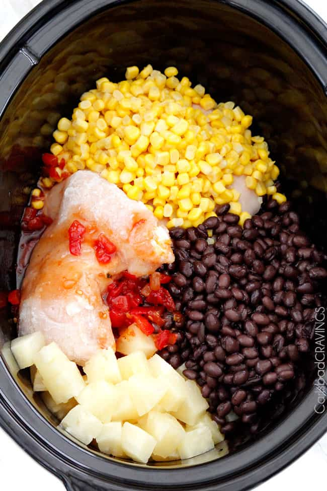 Chicken Breast Crock Pot Healthy