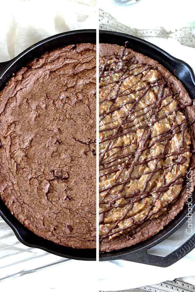 German-Chocolate-Cake-Cookie-Skillet02