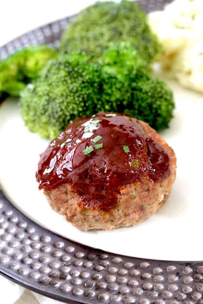 Meatloaf Muffins | Carlsbad Cravings