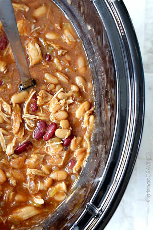 BBQ Chicken Chili | Carlsbad Cravings