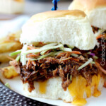Best BBQ Pulled Pork (Slow Cooker)