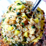 Pineapple Coconut Cashew Rice