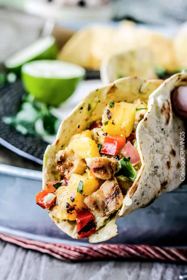 Chili-Lime-Chicken-Tacos-with-Grilled-Pineapple-Salsa-5