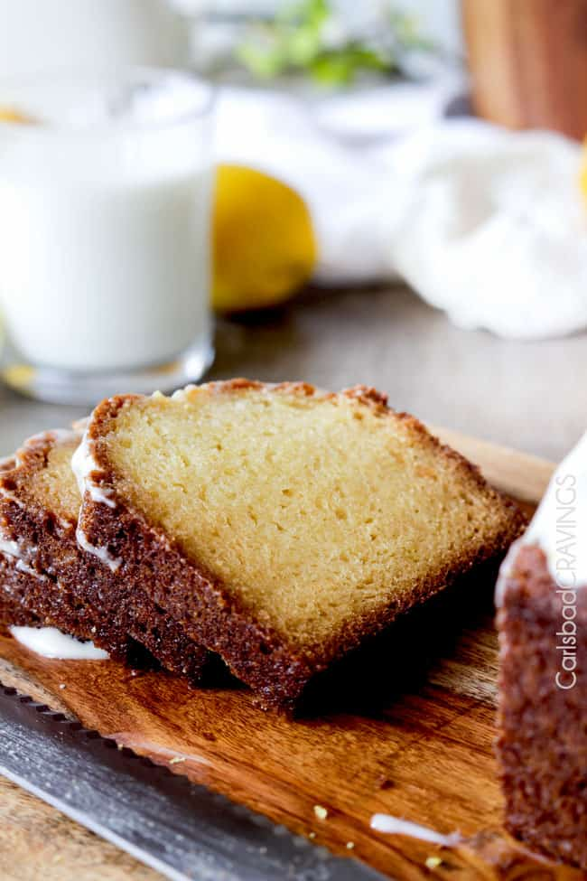 Lemon Loaf Recipe | Carlsbad Cravings