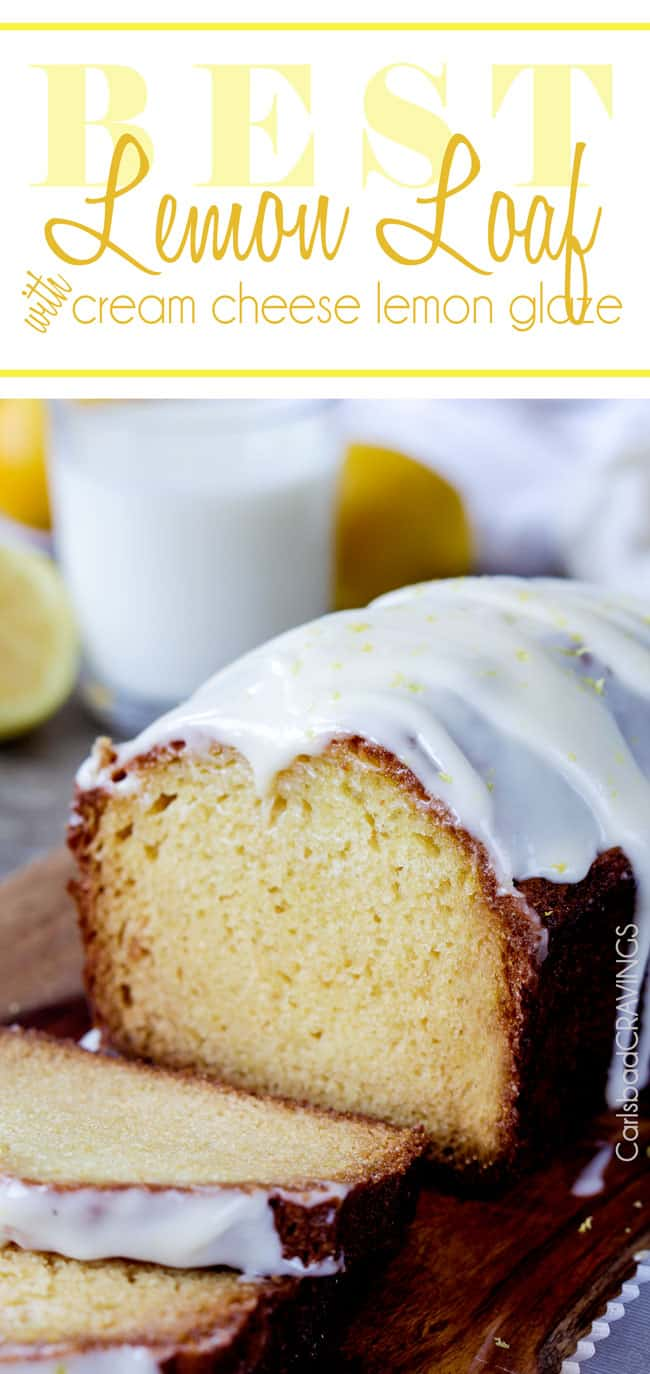 Lemon Bread Recipe | Carlsbad Cravings