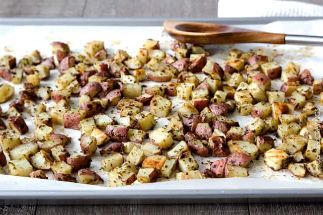Roasted Potatoes | Carlsbad Cravings