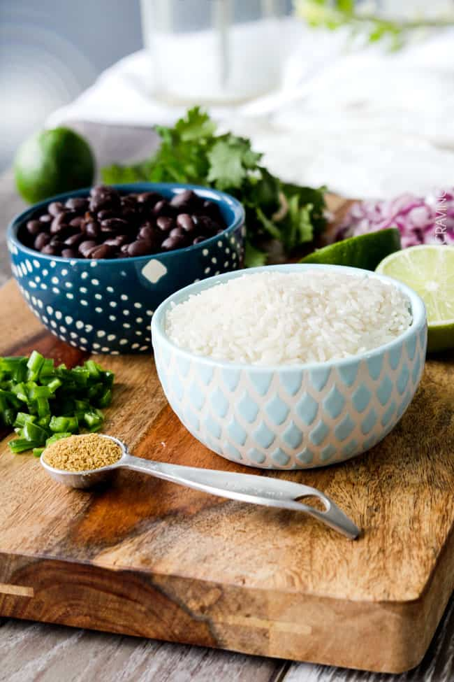 Cilantro Lime Rice | Carlsbad Cravings