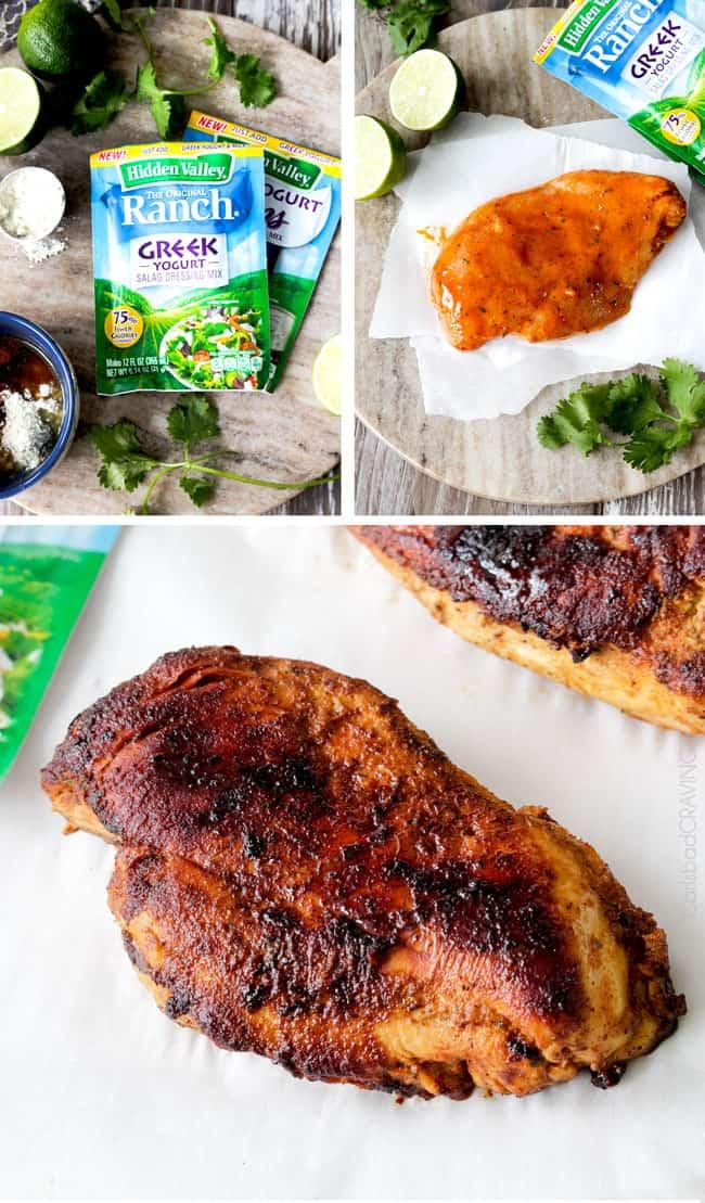 Ranch-Chicken-Burrito-Bowls-with-Chipotle-Avocado-Ranch-Crema-011