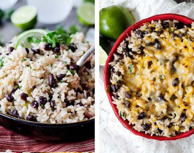 Ranch-Chicken-Burrito-Bowls-with-Chipotle-Avocado-Ranch-Crema-12