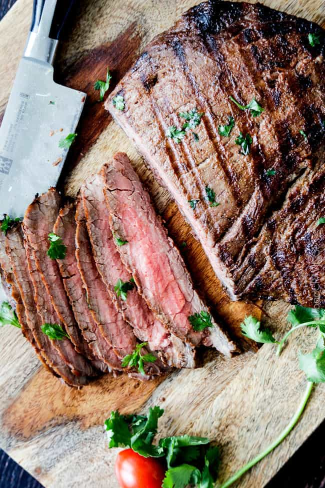Best grilled Carne Asada marinated and spice rubbed for the most juicy, tender, flavorful Carne Asada EVER! Restaurant quality!
