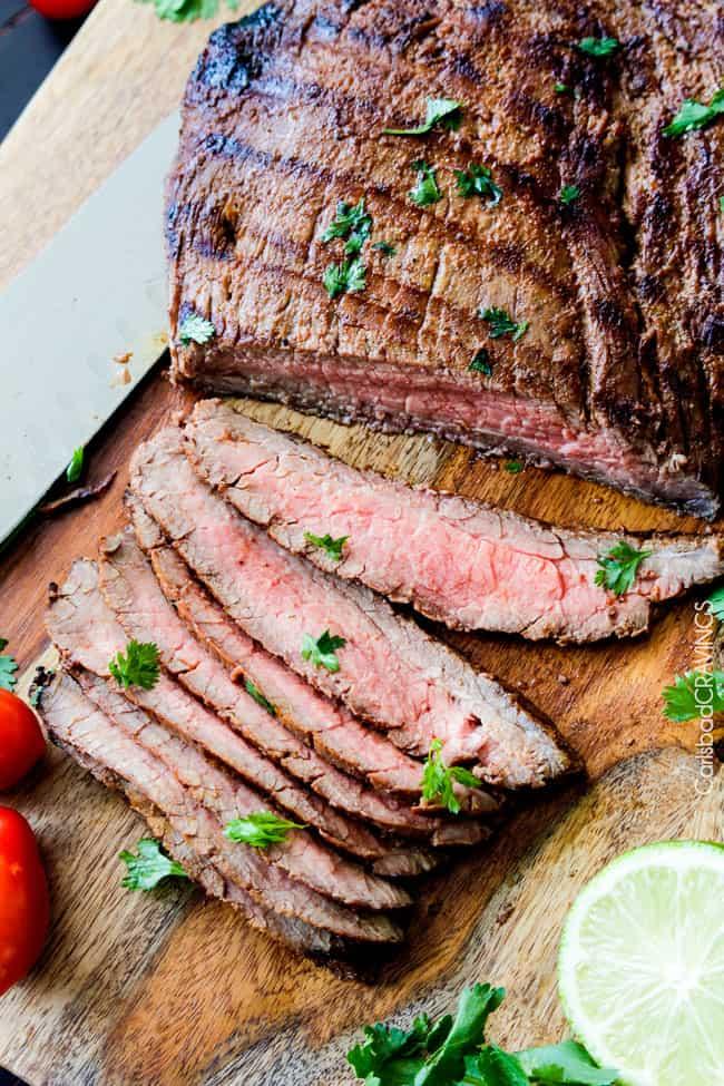 Best Grilled Carne Asada