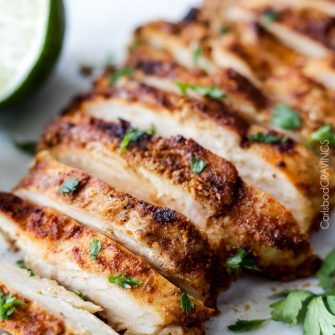 Chipotle Chicken Recipe