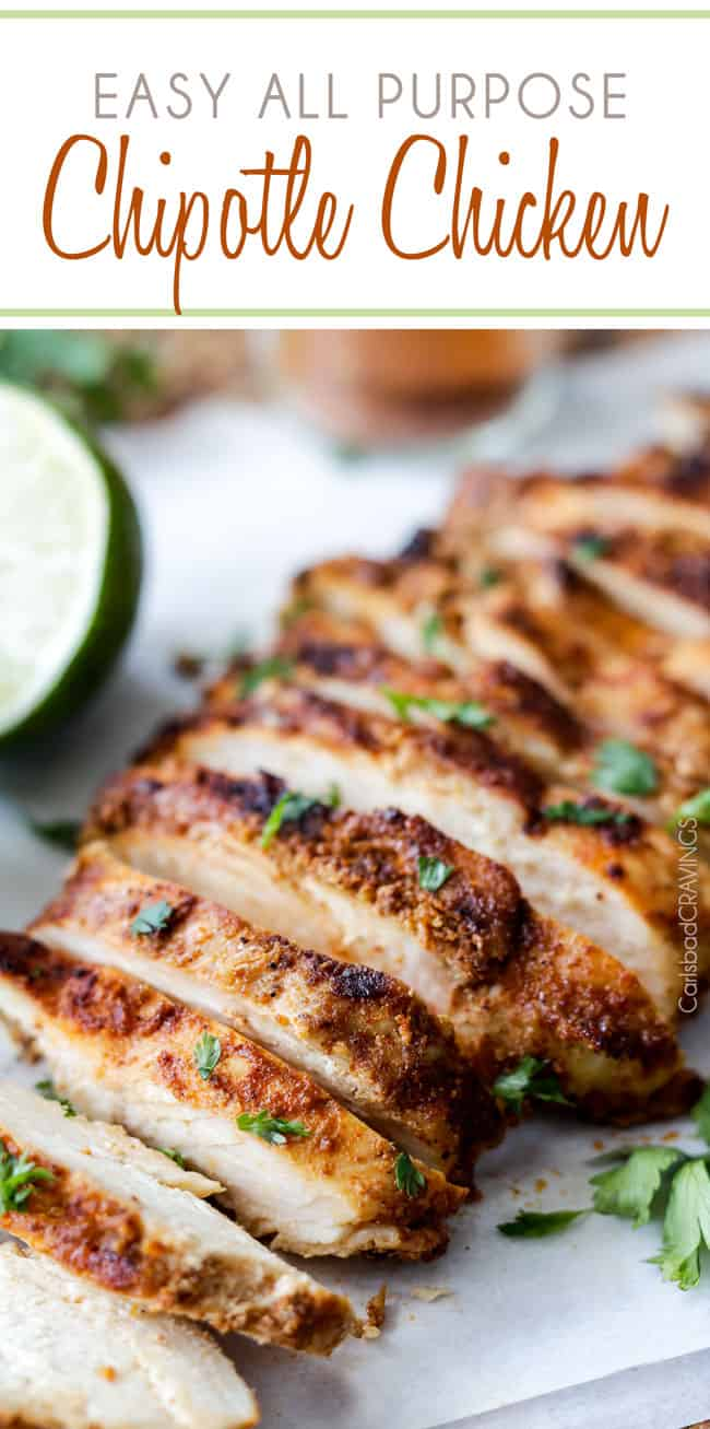 Easy hispanic chicken recipes