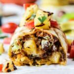 California Carne Asada Burritos