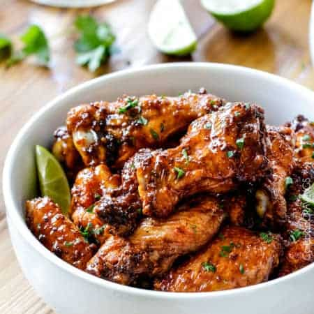 Chipotle Apple Butter Wings Recipes — Dishmaps