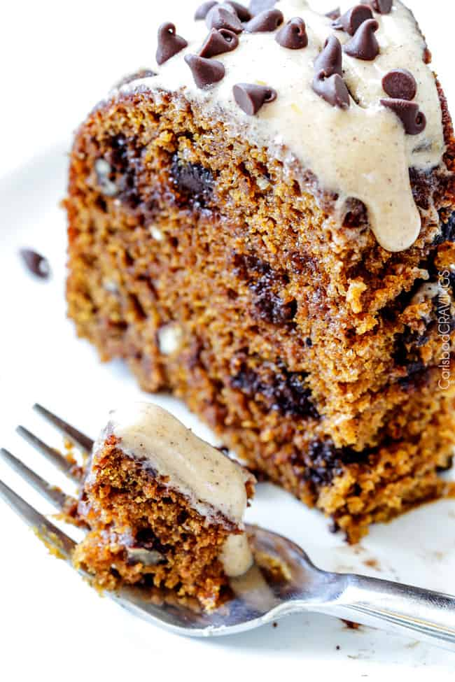 Recipe For Chocolate Chip Pound Cake With Cream Cheese