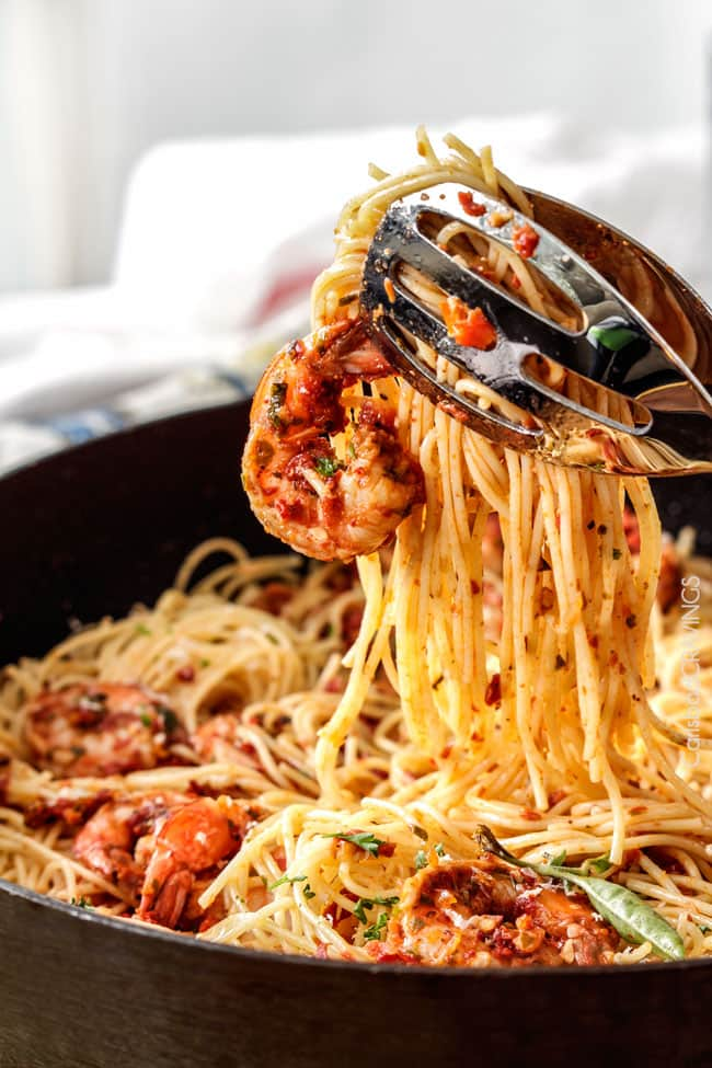 Sun-Dried Tomato Pasta with Chicken