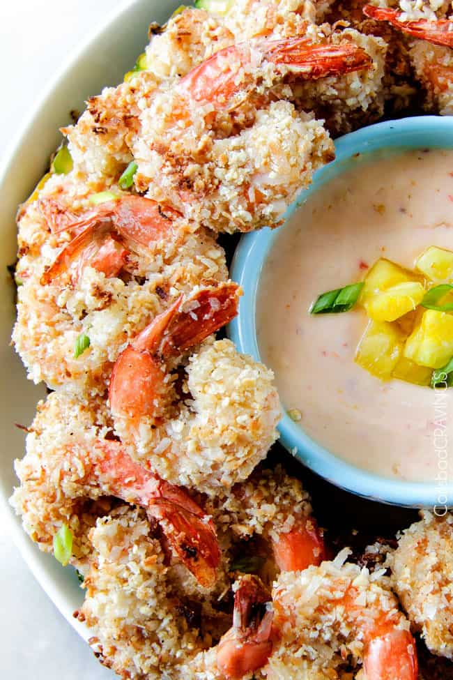 ... sweet chili mayo recipes dishmaps coconut shrimp with sweet chili mayo
