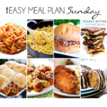 Easy Meal Plan 19