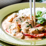 Chicken Panang Curry (30 Minutes!)