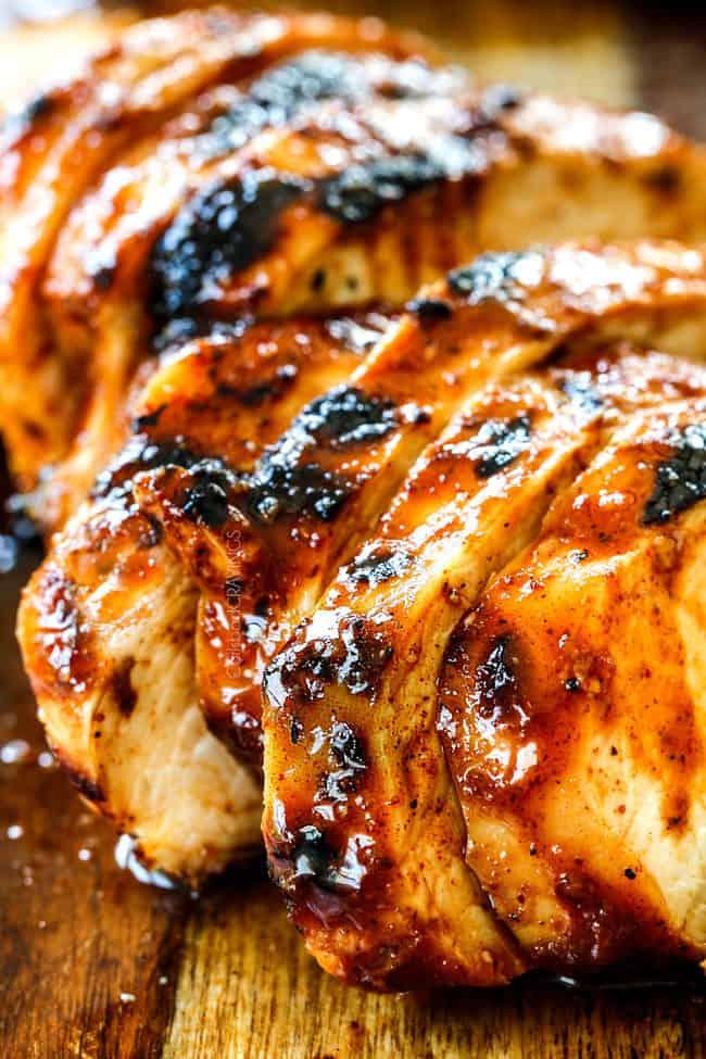 BEST GRILLED CHICKEN MARINADE stove & oven methods, how ...